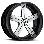 Linee-Satin-Black-500
